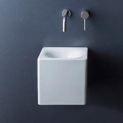 Cube | 24 H24 | Lavabos | Scarabeo Ceramiche
