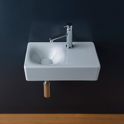 Cube | 24 H11 | Wash basins | Scarabeo Ceramiche