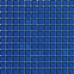 Divetro | Cobalto 23x23 | Glass mosaics | Mosaico+