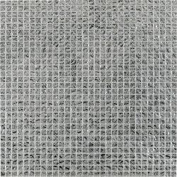 Doro | Oro Bianco Wavy | Glass mosaics | Mosaico+