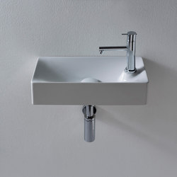 Soft | 45 | Wash basins | Scarabeo Ceramiche