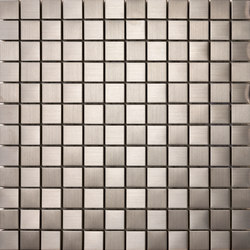 Èmetallo | Acciaio | Mosaicos metálicos | Mosaico+