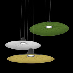 Lent | Suspended lights | martinelli luce