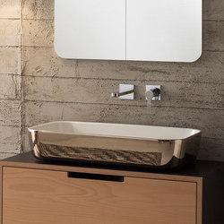 Mizu | 70 | Wash basins | Scarabeo Ceramiche
