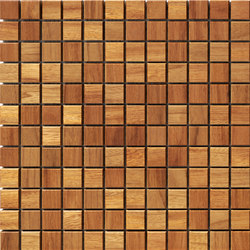 Legno | Doussiè | Wood mosaics | Mosaico+