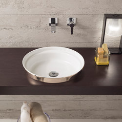 Mizu | 45 | Wash basins | Scarabeo Ceramiche