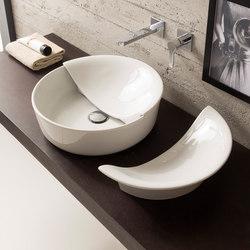 Mizu | Coppia Cover | Waschtische | Scarabeo Ceramiche