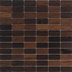 Legno | Wengè R | Mosaïques en bois | Mosaico+