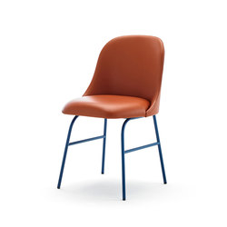 Aleta chair | Visitors chairs / Side chairs | viccarbe