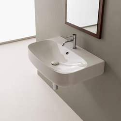 Moon | R H15 | Wash basins | Scarabeo Ceramiche