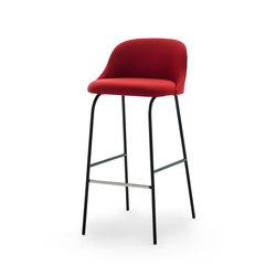 Aleta stool | Taburetes de bar | viccarbe
