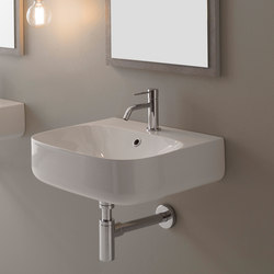Moon | 50R H15 | Wash basins | Scarabeo Ceramiche