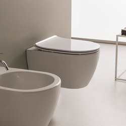 Moon | Hung WC | Toilets | Scarabeo Ceramiche