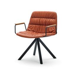 Maarten armchair | Lounge chairs | viccarbe