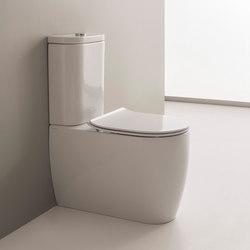Moon | Monoblock | WC | Scarabeo Ceramiche