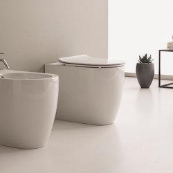 Moon | WC | Toilets | Scarabeo Ceramiche