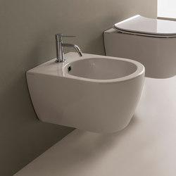 Moon | Hung Bidet | WCs | Scarabeo Ceramiche
