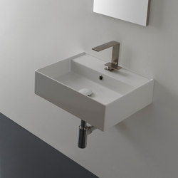 Teorema 2.0 | 50 | Wash basins | Scarabeo Ceramiche