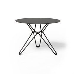 Tio Dining Table D60 | Cafeteriatische | Massproductions