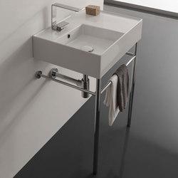 Teorema 2.0 | 60 | Wash basins | Scarabeo Ceramiche