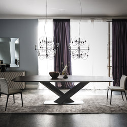 Stratos Wood | Dining tables | Cattelan Italia