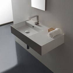 Teorema 2.0 | 81 | Wash basins | Scarabeo Ceramiche