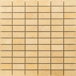 Pietre | Crema Sahama R 23x48 | Mosaicos | Mosaico+