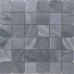 Pietre | Grigio Bardiglio Q 48x48 | Mosaïques | Mosaico+