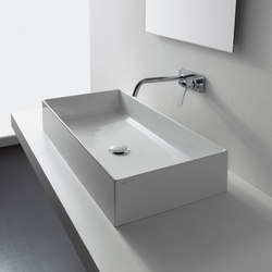 Teorema 2.0 | 80 | Wash basins | Scarabeo Ceramiche