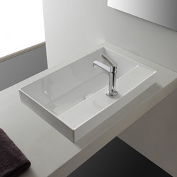 Teorema 2.0 | A | Wash basins | Scarabeo Ceramiche