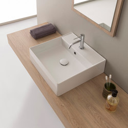 Teorema 2.0 | R | Wash basins | Scarabeo Ceramiche