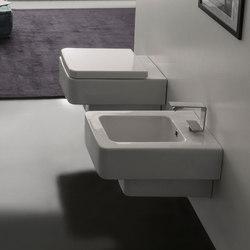 Teorema 2.0 | Hung WC | Toilets | Scarabeo Ceramiche