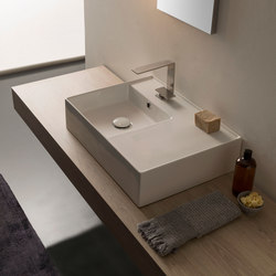 Teorema 2.0 | 60 | Wash basins | Scarabeo Ceramiche