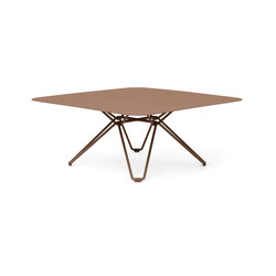 Tio Low Table 85 | Tavoli bassi da giardino | Massproductions