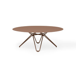 Tio Low Table D100 | Couchtische | Massproductions