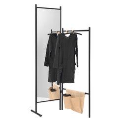 Mya | Séparateur de vestiaire / Auto-portant | Porte-serviettes | burgbad