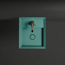 Cut Sink | 45 x 38 h12 | Lavabos | Valdama