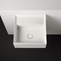 Cut Sink | 45 x 45 h20 | Wash basins | Valdama
