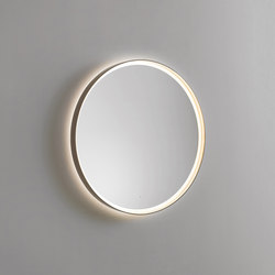 Mya | Illuminated mirror | Wall mirrors | burgbad