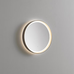 Mya | Illuminated mirror | Wall lights | burgbad