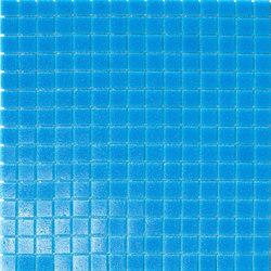 Tanticolori | Acquamarina S. 20x20 | Glass mosaics | Mosaico+