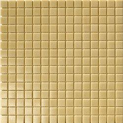 Tanticolori | Beige C. 20x20 | Glass mosaics | Mosaico+