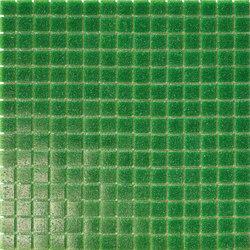 Tanticolori | Verde M. 20x20 | Glass mosaics | Mosaico+