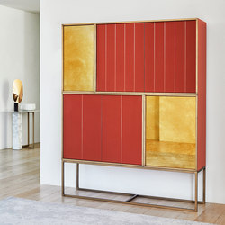Shine | Wolfang Wall unit | Aparadores | Meridiani