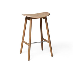 Icha Bar Stool 65 | Tabourets de bar | Massproductions