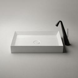 Track Sink | 60 x 38 h12 | Lavabos | Valdama