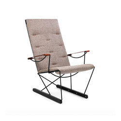 Spark Lounge Chair | Loungesessel | Massproductions