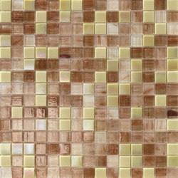 Cromie 20x20 Cappuccino | Mosaïques | Mosaico+