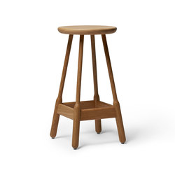 Albert Bar Stool 75 | Tabourets de bar | Massproductions