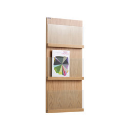 Front Panel FRT 5063 | Brochure / Magazine display stands | Karl Andersson